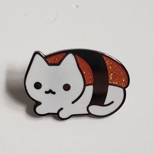 Jewelry - Sushi Cat Pin